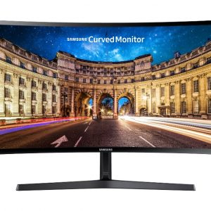"MONITOR 24"" C24F396FHU LED FULL HD CURVED - PIANURA Informatica"