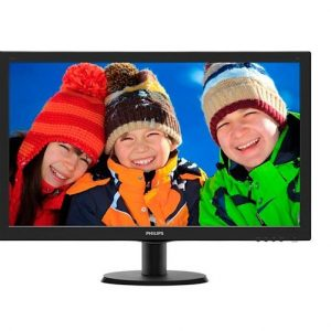 "MONITOR 27"" 273V5LHAB LED MULTIMEDIALE FULL HD - PIANURA Informatica"