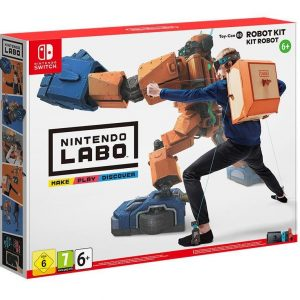 NINTENDO LABO ROBOT KIT - SWITCH - PIANURA Informatica
