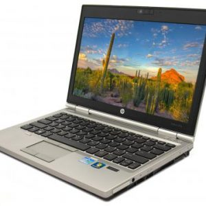 "NOTEBOOK ELITEBOOK 2570P INTEL CORE I7-3520M 12.5"" 4GB 128GB SSD - RICONDIZIONATO - GAR. 12 MESI - PIANURA Informatica"