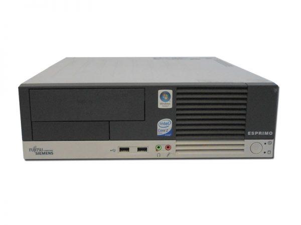 PC ESPRIMO E5915 INTEL CORE2DUO E6300 2GB 160GB DVD NO BOX - RICONDIZIONATO - GAR. 12 MESI - PIANURA Informatica