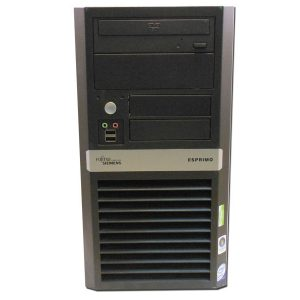 PC ESPRIMO P5925 INTEL CORE2DUO E4500 2GB 500GB DVD NO BOX - WINDOWS VISTA (DA INSTALLARE UTILIZZANDO IL PRODUCT KEY SITUATO SULL'ETICHETTA) - RICONDIZIONATO - GAR. 12 MESI GR.B - PIANURA Informatica