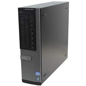 PC OPTIPLEX 9010 DT INTEL CORE I7-3770 8GB 128GB BOX WINDOWS 10 PRO (DA INSTALLARE UTILIZZANDO IL PRODUCT KEY SITUATO SULL'ETICHETTA)  - RICONDIZIONATO - GAR. 12 MESI - PIANURA Informatica