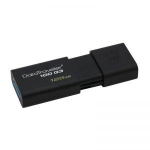 PEN DRIVE 128GB USB3.0 (DT100G3/128GB) NERA - PIANURA Informatica