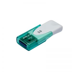PEN DRIVE ATTACHE' 4 32GB USB3.0 (FD32GATT430-EF) VERDE - PIANURA Informatica