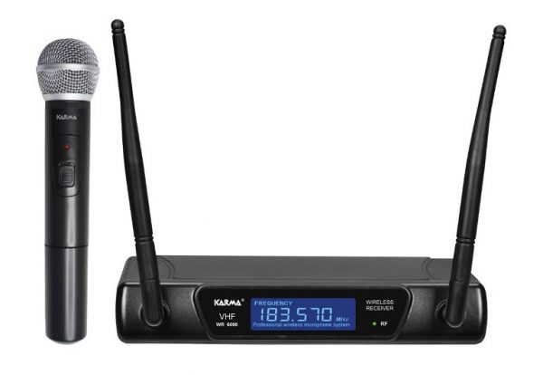 RADIOMICROFONO PALMARE VHF (SET 6090A) 175
