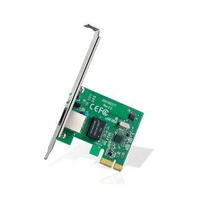 SCHEDA DI RETE 10/100/1000 PCI TG-3468 - PIANURA Informatica