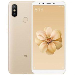 SMARTPHONE MI A2 64GB GOLD DUAL SIM - PIANURA Informatica