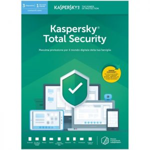 SOFTWARE TOTAL SECURITY 2019 3 CLNT (KL1949T5CFS-9SLIM) - PIANURA Informatica
