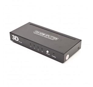 SPLITTER HDMI 4 USCITE - 4K (NW-HS104A) - PIANURA Informatica