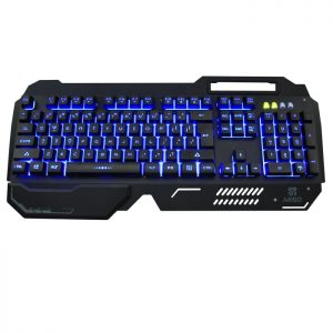 TASTIERA GAMING AK60 - RETROILLUMINATA 3 COLORI - ANTI-GHOSTING - PIANURA Informatica