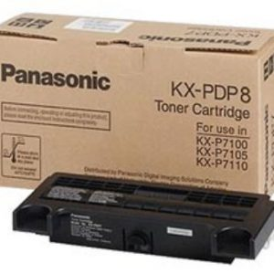 TONER ORIGINALE KX-PDP8 NERO - PIANURA Informatica