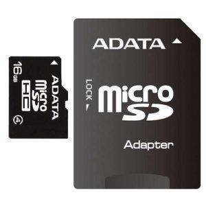 TRANS FLASH 16 GB (AUSDH16GCL4-RA1) - PIANURA Informatica