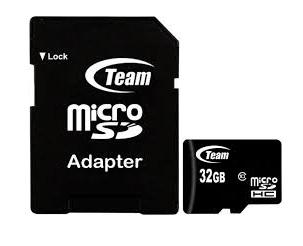TRANS FLASH 32 GB (TUSDH32GCL1003) CLASS 10 - PIANURA Informatica