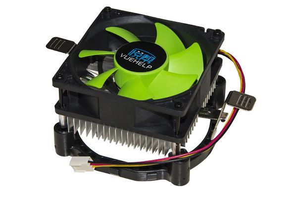 VENTOLA PER CPU SOCKET INTEL/AMD (LKCPU1) - PIANURA Informatica