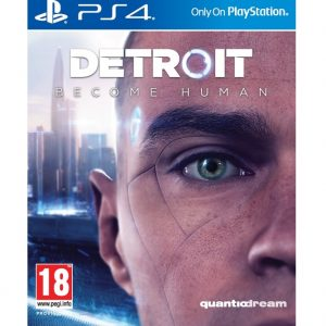VIDEOGIOCO DETROIT: BECOME HUMAN - PER PS4 - PIANURA Informatica