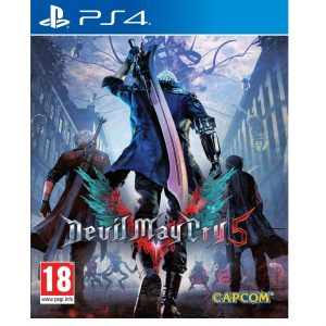 VIDEOGIOCO DEVIL MAY CRY 5 - PER PS4 - PIANURA Informatica
