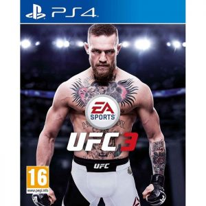 VIDEOGIOCO EA SPORTS UFC 3 - PER PS4 - PIANURA Informatica
