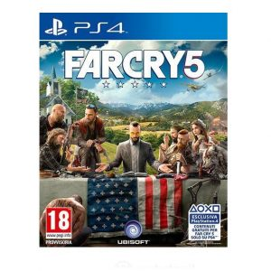 VIDEOGIOCO FAR CRY 5 - PER PS4 - PIANURA Informatica