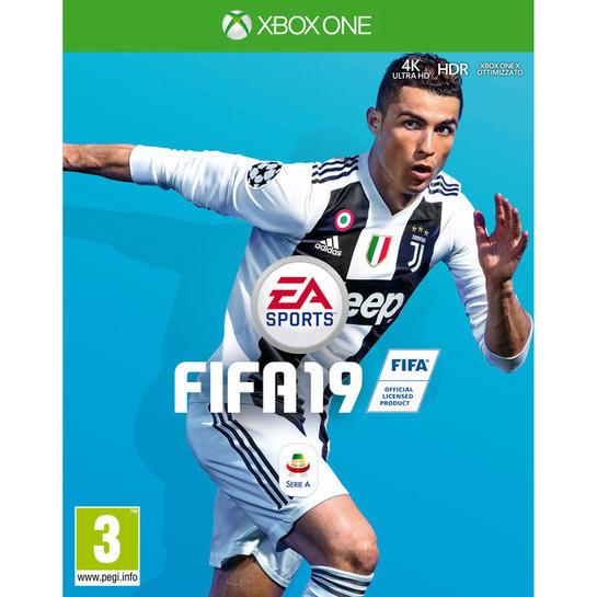 VIDEOGIOCO FIFA 19 - PER XBOX ONE - PIANURA Informatica