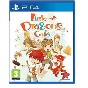 VIDEOGIOCO LITTLE DRAGONS CAFE' - PER PS4 - PIANURA Informatica