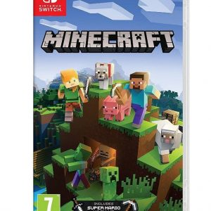 VIDEOGIOCO MINECRAFT PER SWITCH - PIANURA Informatica