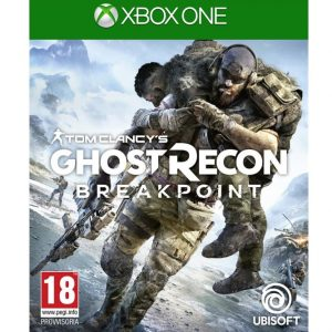 VIDEOGIOCO TOM CLANCY'S GHOSTRECON BREAKPOINT EU - PER XBOX ONE - PIANURA Informatica