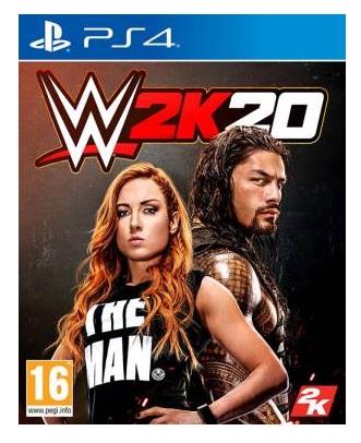 VIDEOGIOCO WWE 2K20 EU - PER PS4 - PIANURA Informatica