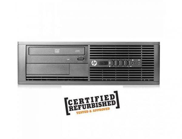 PC PRO 6300 PRO SFF INTEL CORE I7-3770 8GB 500GB WINDOWS 7 PRO (DA INSTALLARE UTILIZZANDO IL PRODUCT KEY SITUATO SULL'ETICHETTA) - RICONDIZIONATO - GAR. 12 MESI - PIANURA Informatica