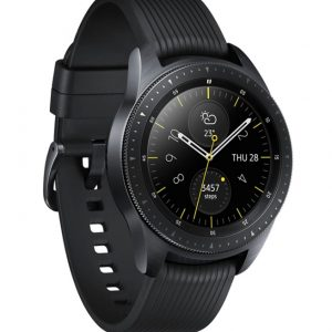SMARTWATCH GALAXY WATCH 42MM SM-R810 BT BLACK - PIANURA Informatica