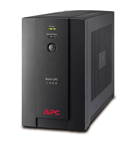 GRUPPO DI CONTINUITA BACK-UPS 1400VA/700W (BX1400UI) - PIANURA Informatica