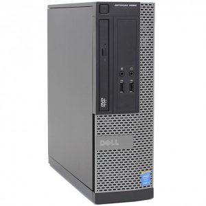 PC OPTIPLEX 3020 SFF INTEL INTEL CORE I5-4570T 16GB 256GB SSD WINDOWS 8 PRO (DA INSTALLARE UTILIZZANDO IL PRODUCT KEY SITUATO SULL'ETICHETTA) - RICONDIZIONATO - GAR. 12 MESI - PIANURA Informatica