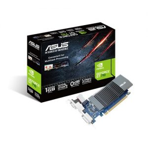 SCHEDA VIDEO GEFORCE GT710 1 GB PCI-E (GT710-SL-1GD5) - PIANURA Informatica