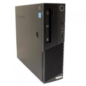PC M93P SFF INTEL CORE I7-4770 8GB 250GB SSD WINDOWS 7 PRO (DA INSTALLARE UTILIZZANDO IL PRODUCT KEY SITUATO SULL'ETICHETTA) - RICONDIZIONATO - GAR. 12 MESI - PIANURA Informatica