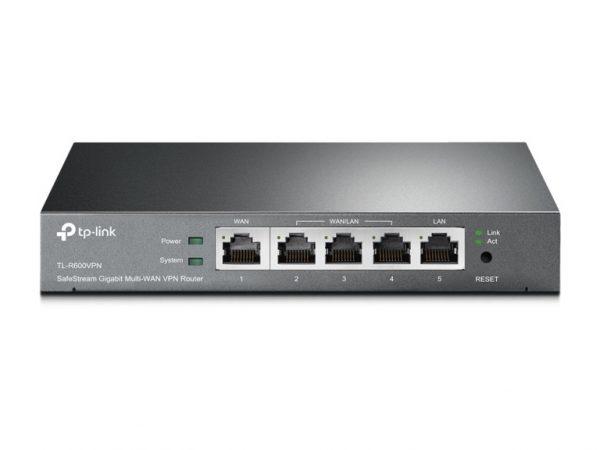 ROUTER SAFESTREAM TL-R600VPN GIGABIT BROADBAND VPN - PIANURA Informatica