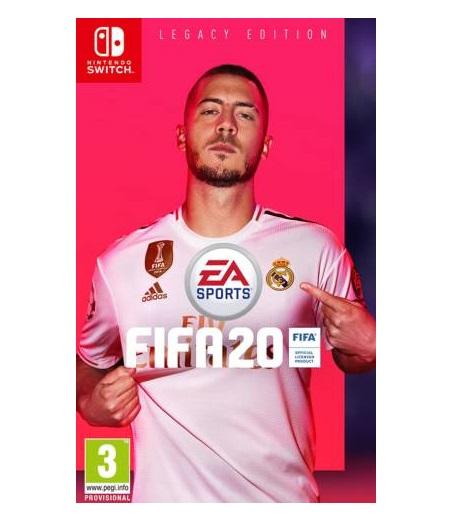 VIDEOGIOCO FIFA 20 LEGACY ED. - PER SWITCH - PIANURA Informatica