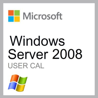 CHIAVE CAL PER SOFTWARE WINDOWS SERVER STANDARD 2008R2 (R18-02873) - PIANURA Informatica