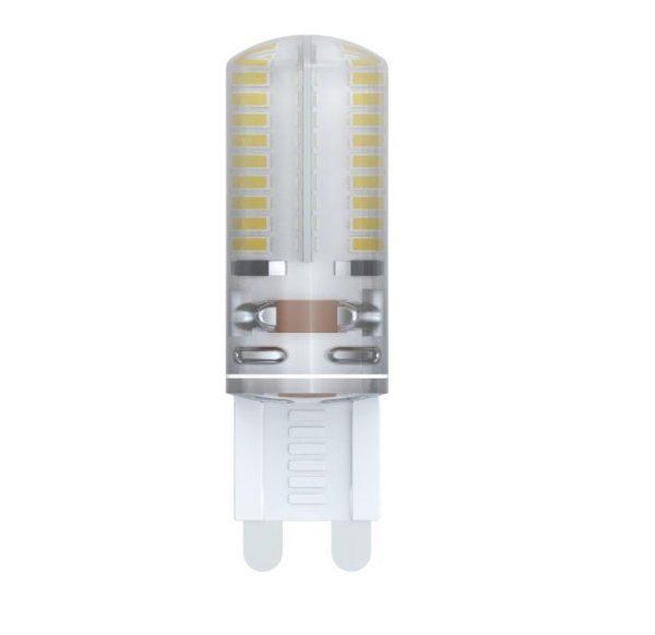 LAMPADA LED BISPINA G9 3W 230 LUMEN (G93C) - PIANURA Informatica