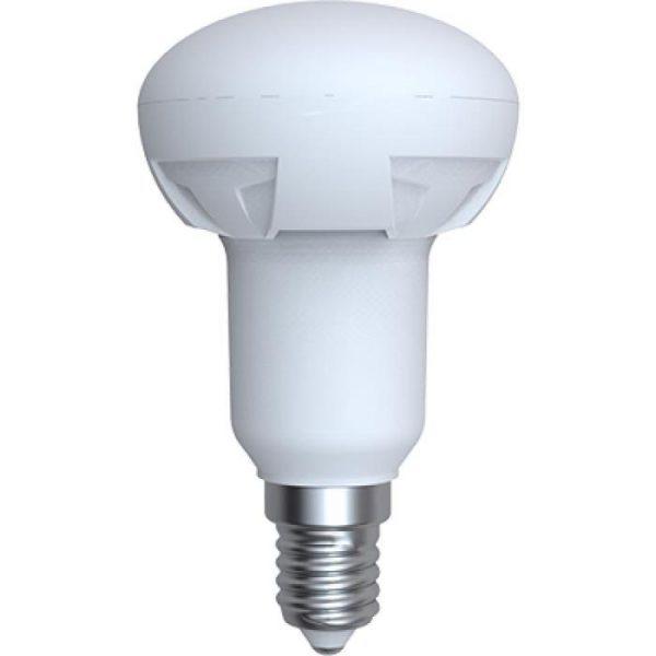 LAMPADA LED SPOT R50 E14 7W 620 LUMEN LUCE NATURALE (R50-1407D) - PIANURA Informatica