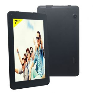 "TABLET PC 7"" TAB-746 16GB WIFI NERO - PIANURA Informatica"