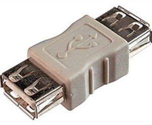 ADATTATORE USB F/F (LP7124) - PIANURA Informatica