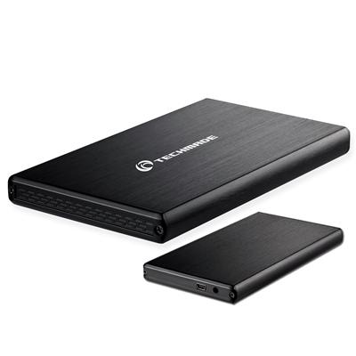 "BOX ESTERNO 2.5"" (TM-GD25621-3.0) SATA USB3.0 NERO - PIANURA Informatica"
