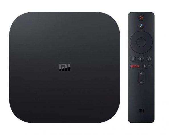BOX SMART TV MI BOX S 2GB RAM 8GB ROM (18554) - PIANURA Informatica
