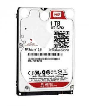 HARD DISK RED 1 TB 2