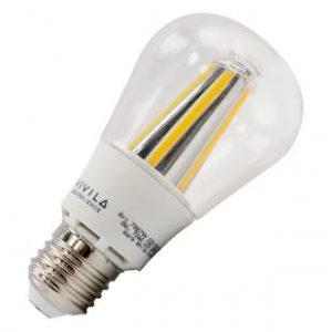 LAMPADA LED BULBO E27 8W LUCE CALDA (788794) - PIANURA Informatica
