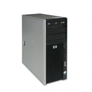 PC WORKSTATION HP Z400 INTEL XEON L5640 16GB 480GB SSD + 500GB HDD QUADRO 2000 WINDOWS 10 PRO - RICONDIZIONATO - GAR. 36 MESI - PIANURA Informatica