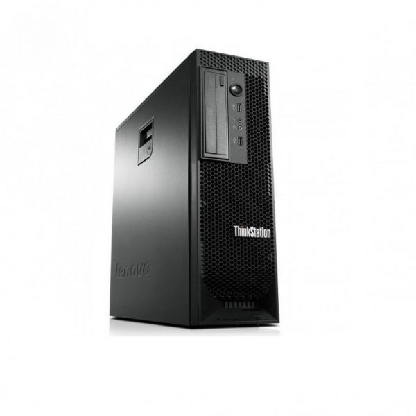PC WORKSTATION LENOVO C30 2X INTEL XEON E5-2609 32GB 480GB SSD + 500GB HDD QUADRO 4000 WINDOWS 10 PRO - RICONDIZIONATO - GAR. 36 MESI - PIANURA Informatica