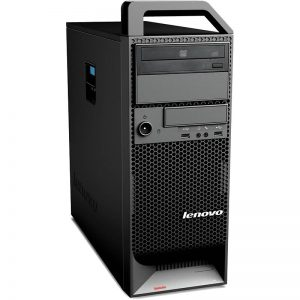 PC WORKSTATION LENOVO S30 THINKSTATION INTEL XEON E5-1620 16GB 480GB SSD + 500GB HDD QUADRO 2000 WINDOWS 10 PRO - RICONDIZIONATO - GAR. 36 MESI - PIANURA Informatica