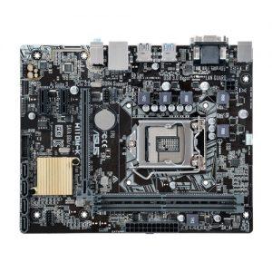 SCHEDA MADRE H110M-K (90MB0PH0-M0EAY0) SK1151 - PIANURA Informatica