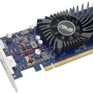 SCHEDA VIDEO GEFORCE GT1030 GT1030-2G-BRK 2 GB PCI-E (90YV0AT2-M0NA00) - PIANURA Informatica